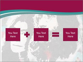 John Lenon And Yoko PowerPoint Template - Slide 95