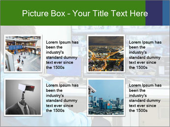 Security Screens PowerPoint Template - Slide 14
