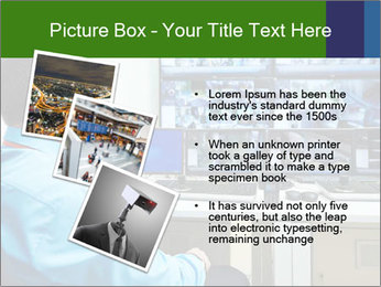 Security Screens PowerPoint Template - Slide 17