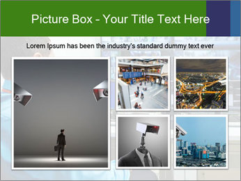 Security Screens PowerPoint Template - Slide 19