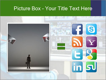 Security Screens PowerPoint Template - Slide 21
