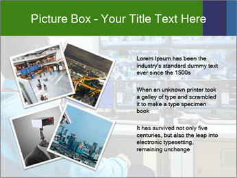 Security Screens PowerPoint Template - Slide 23