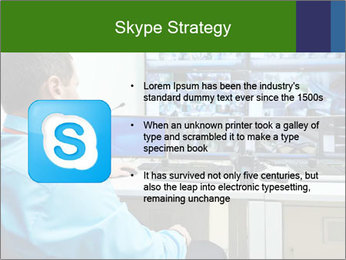 Security Screens PowerPoint Template - Slide 8