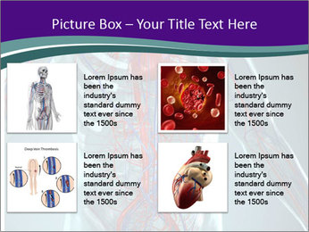 Heart System PowerPoint Templates - Slide 14