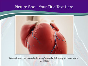 Heart System PowerPoint Template - Slide 16