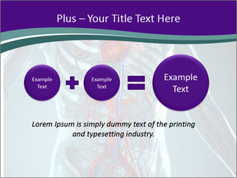 Heart System PowerPoint Template - Slide 75
