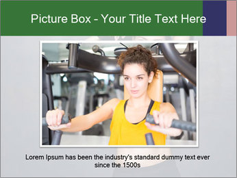 Sporty Female Outfit PowerPoint Template - Slide 16