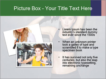 Sporty Female Outfit PowerPoint Templates - Slide 20