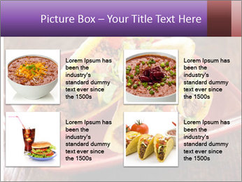 Ethnic Mexican Food PowerPoint Templates - Slide 14