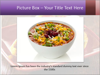 Ethnic Mexican Food PowerPoint Templates - Slide 15