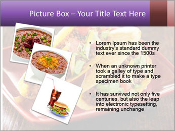 Ethnic Mexican Food PowerPoint Templates - Slide 17
