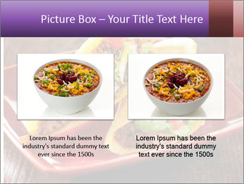 Ethnic Mexican Food PowerPoint Templates - Slide 18