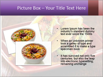 Ethnic Mexican Food PowerPoint Templates - Slide 20