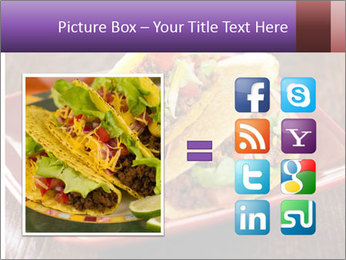Ethnic Mexican Food PowerPoint Templates - Slide 21