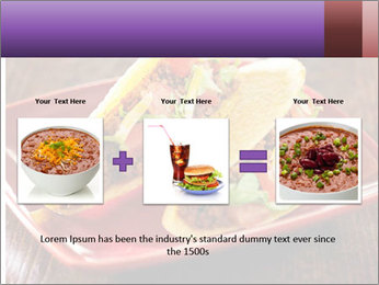 Ethnic Mexican Food PowerPoint Templates - Slide 22