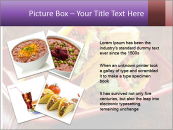 Ethnic Mexican Food PowerPoint Templates - Slide 23