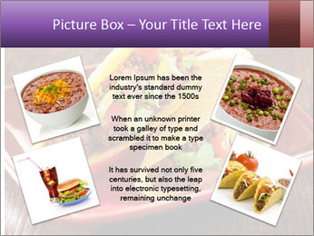 Ethnic Mexican Food PowerPoint Templates - Slide 24