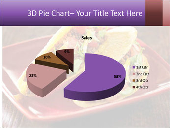 Ethnic Mexican Food PowerPoint Templates - Slide 35