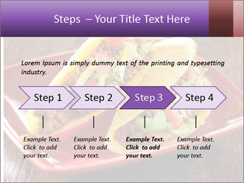 Ethnic Mexican Food PowerPoint Templates - Slide 4