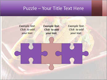 Ethnic Mexican Food PowerPoint Templates - Slide 42