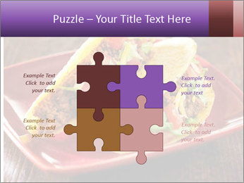 Ethnic Mexican Food PowerPoint Templates - Slide 43