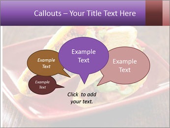 Ethnic Mexican Food PowerPoint Templates - Slide 73