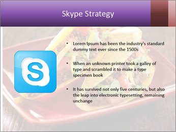 Ethnic Mexican Food PowerPoint Templates - Slide 8