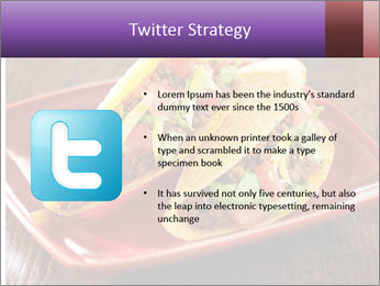 Ethnic Mexican Food PowerPoint Templates - Slide 9