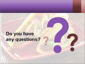 Ethnic Mexican Food PowerPoint Templates - Slide 96
