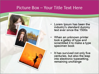 Rain And Umbrella PowerPoint Templates - Slide 17