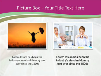 Rain And Umbrella PowerPoint Template - Slide 18