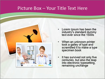 Rain And Umbrella PowerPoint Templates - Slide 20