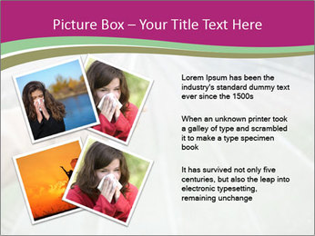 Rain And Umbrella PowerPoint Templates - Slide 23