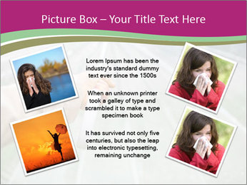 Rain And Umbrella PowerPoint Templates - Slide 24