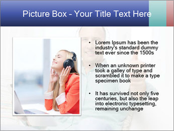 Happy Family Man PowerPoint Template - Slide 13