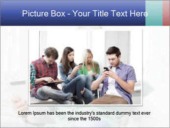 Happy Family Man PowerPoint Templates - Slide 16