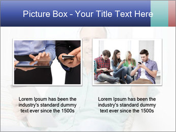 Happy Family Man PowerPoint Template - Slide 18