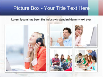Happy Family Man PowerPoint Templates - Slide 19