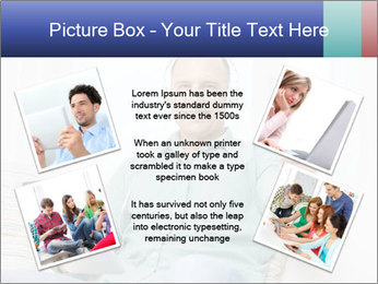 Happy Family Man PowerPoint Templates - Slide 24