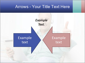 Happy Family Man PowerPoint Templates - Slide 90