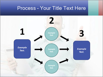 Happy Family Man PowerPoint Templates - Slide 92
