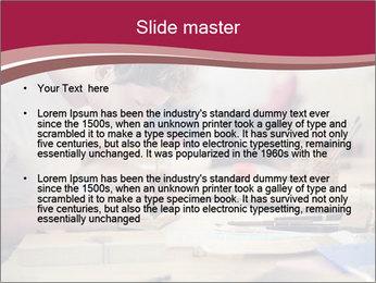 Creative Workshop PowerPoint Template - Slide 2