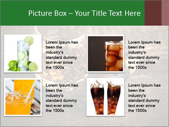 Unfinished Cigar PowerPoint Templates - Slide 14
