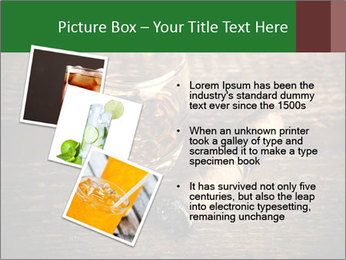 Unfinished Cigar PowerPoint Templates - Slide 17