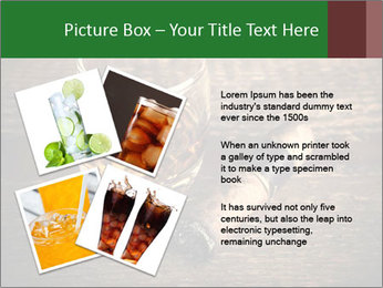 Unfinished Cigar PowerPoint Templates - Slide 23
