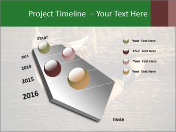Unfinished Cigar PowerPoint Templates - Slide 26