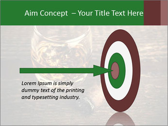 Unfinished Cigar PowerPoint Templates - Slide 83