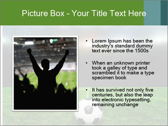 Stadium Lights PowerPoint Template - Slide 13