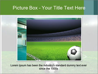 Stadium Lights PowerPoint Template - Slide 15