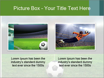 Stadium Lights PowerPoint Template - Slide 18